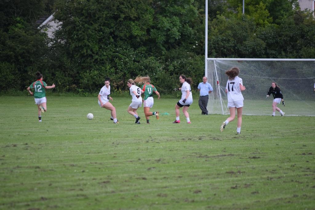 senior Ladies v Clane 04