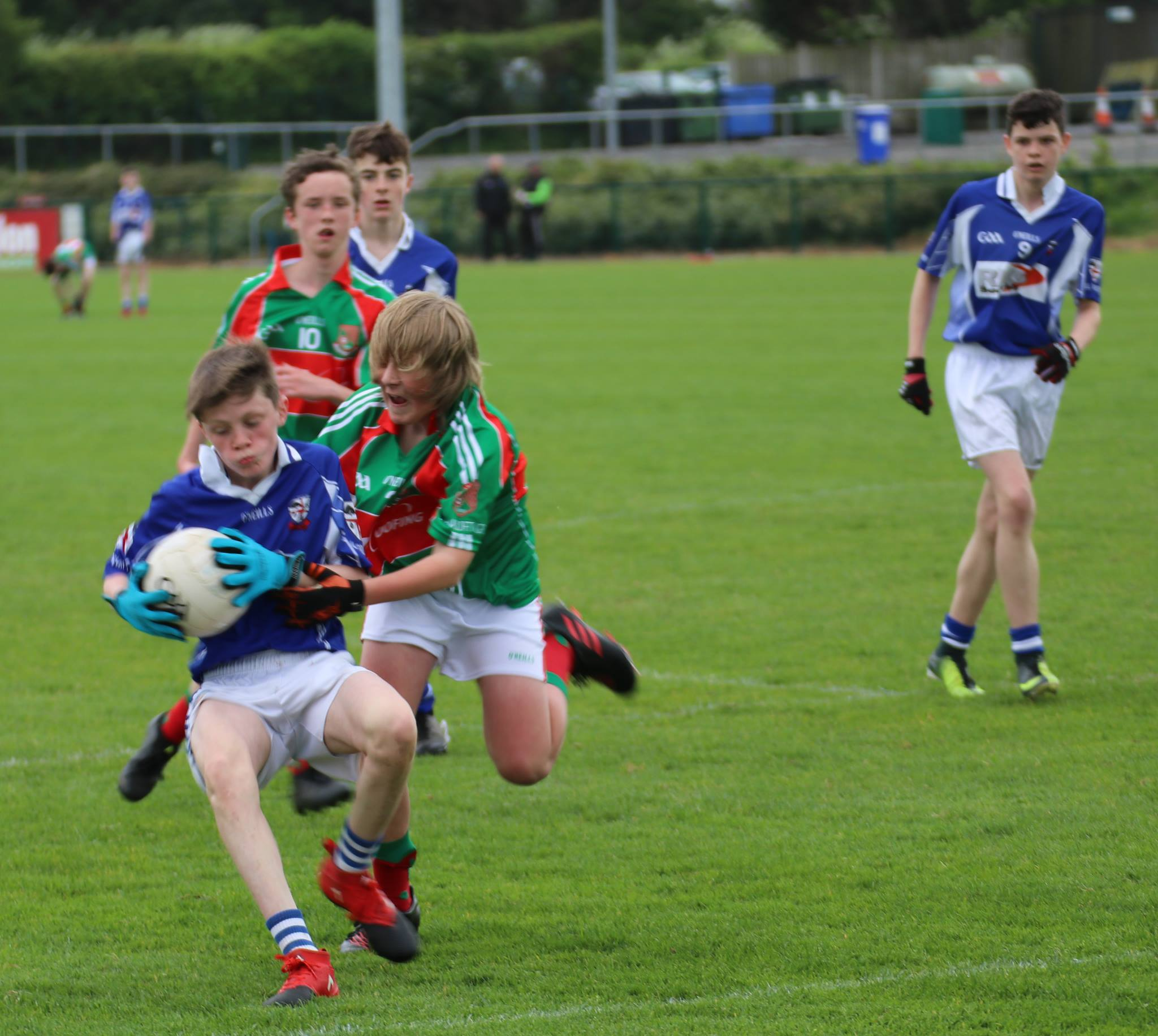 Suncroft v Celbridge Feile A Shield 15