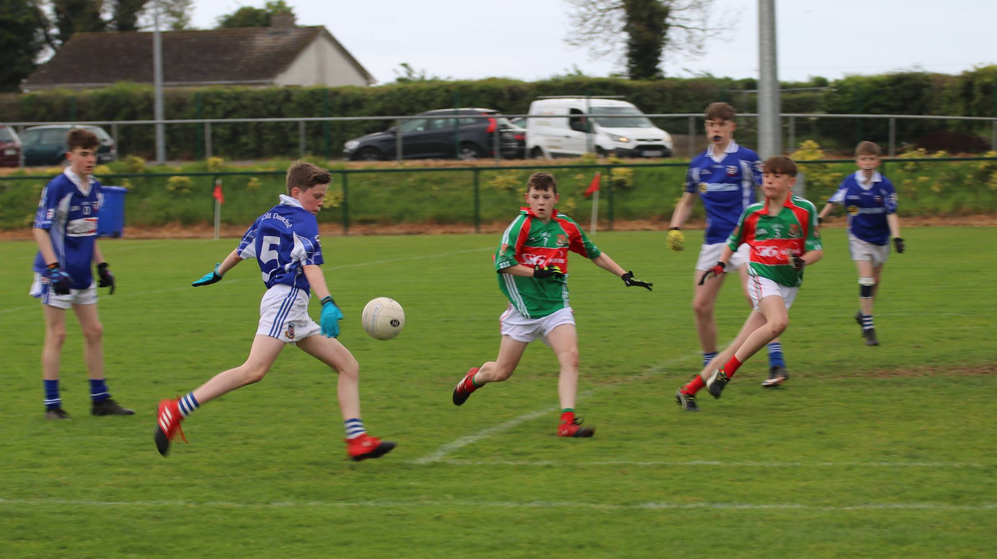Suncroft v Celbridge Feile A Shield 17
