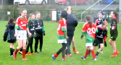 U10 Girls v Balyna In Hawkfiled 3
