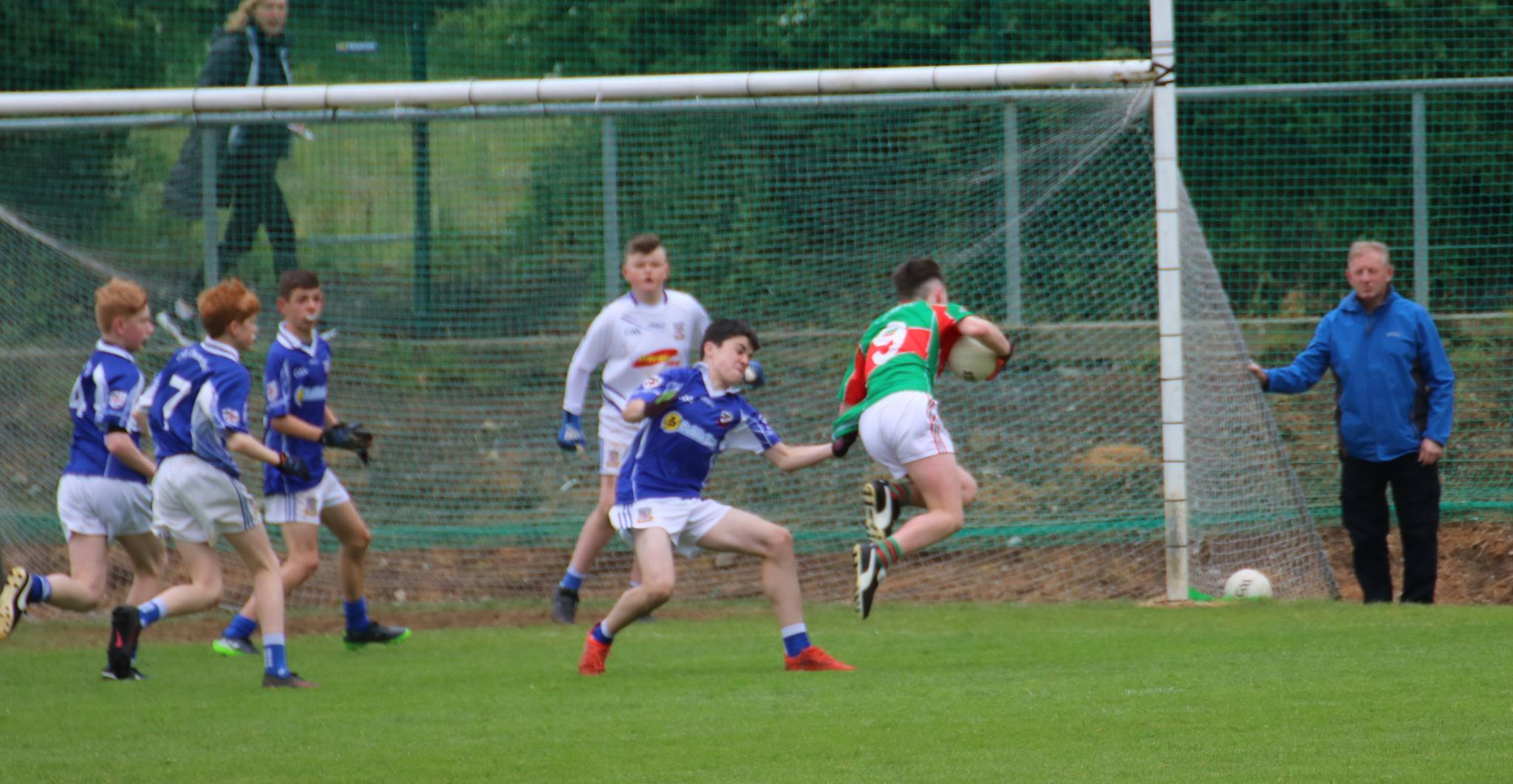 Suncroft v Celbridge Feile A Shield 12