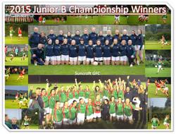Championship Winners 2015