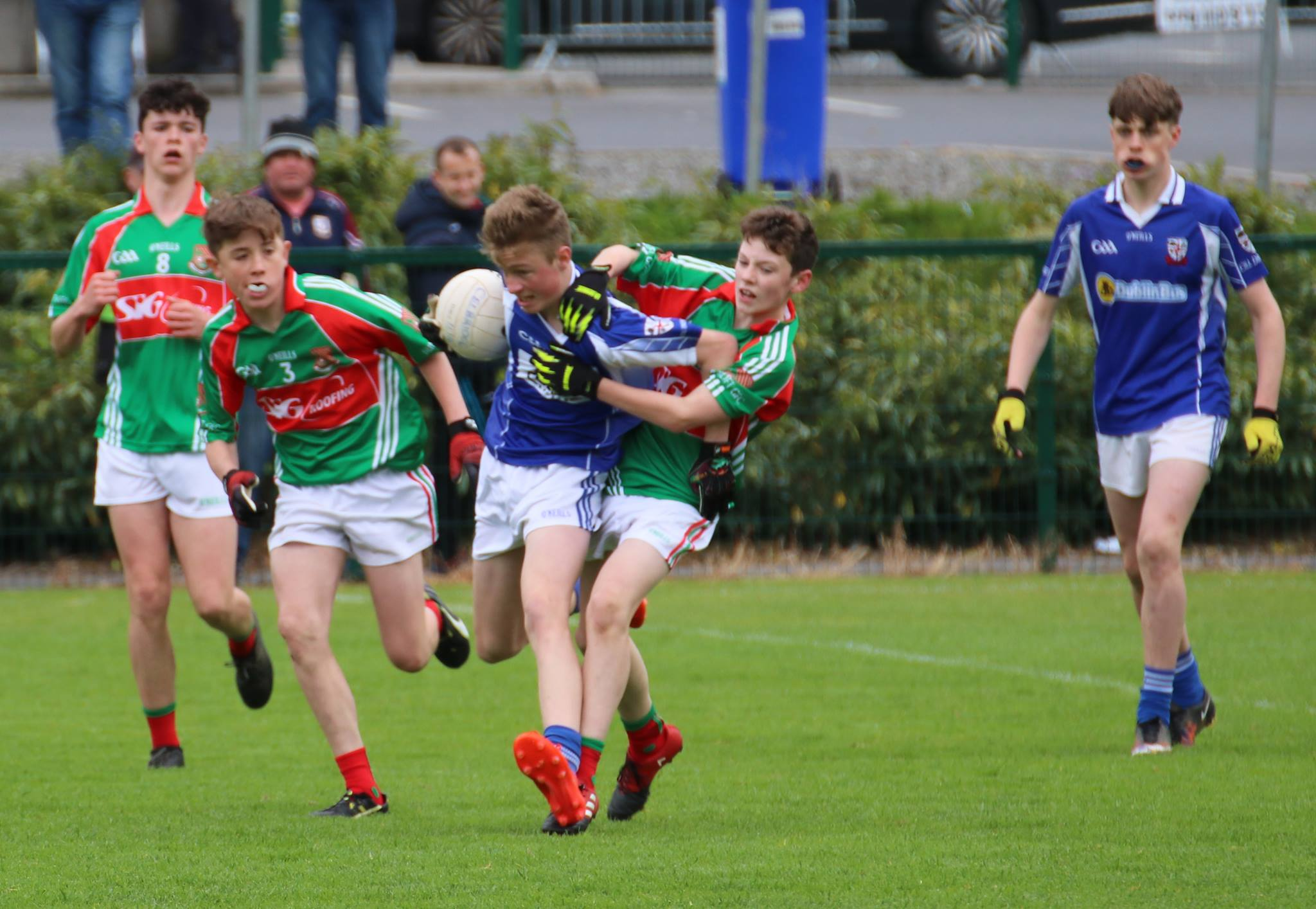 Suncroft v Celbridge Feile A Shield 25