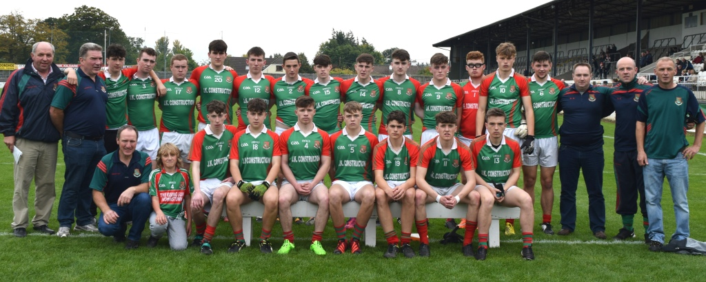 2015 Minor B Championship Winners
