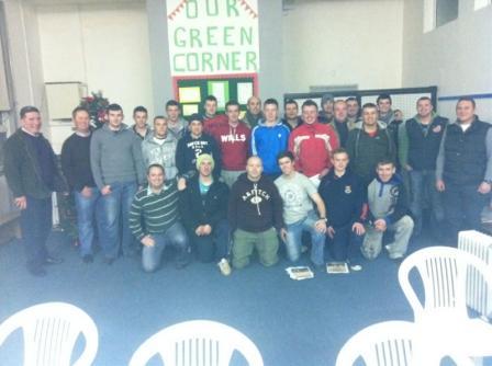 Senior Team Dec 2011