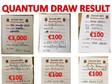 Quantum Draw Result