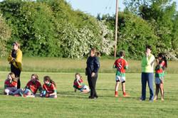 Ladies U12's v Ballykelly