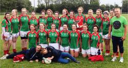 Ladies League Division 4 Champions