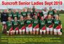 Excellent Debut Season At Senior Championship & Division One for Suncroft Senior Ladies.