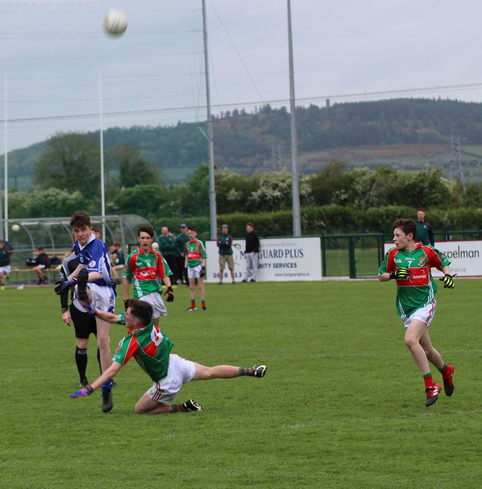 Suncroft v Celbridge Feile A Shield 22