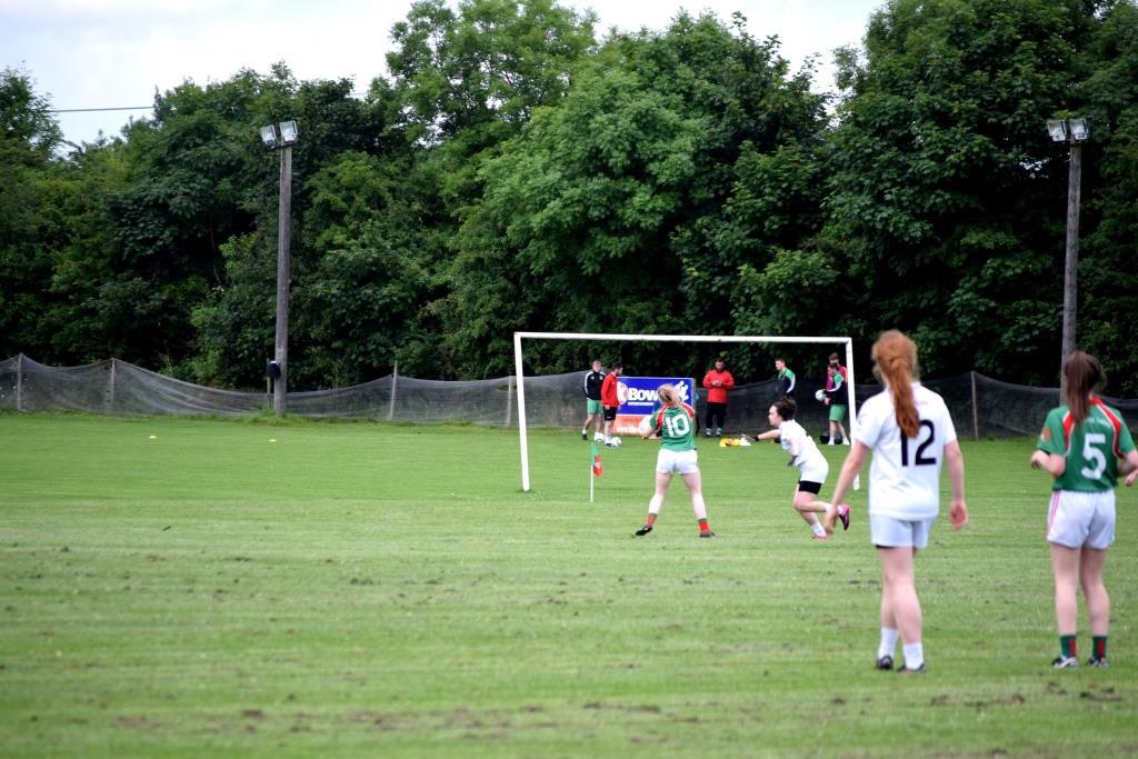 senior Ladies v Clane 02