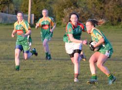 Senior Ladies v Kilcock