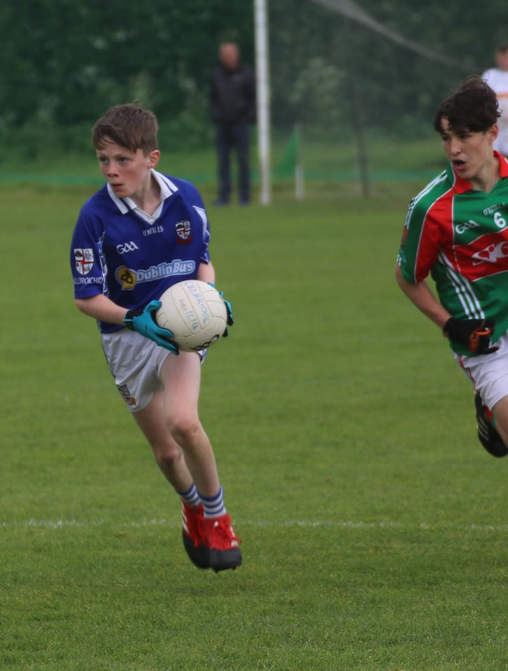 Suncroft v Celbridge Feile A Shield 9