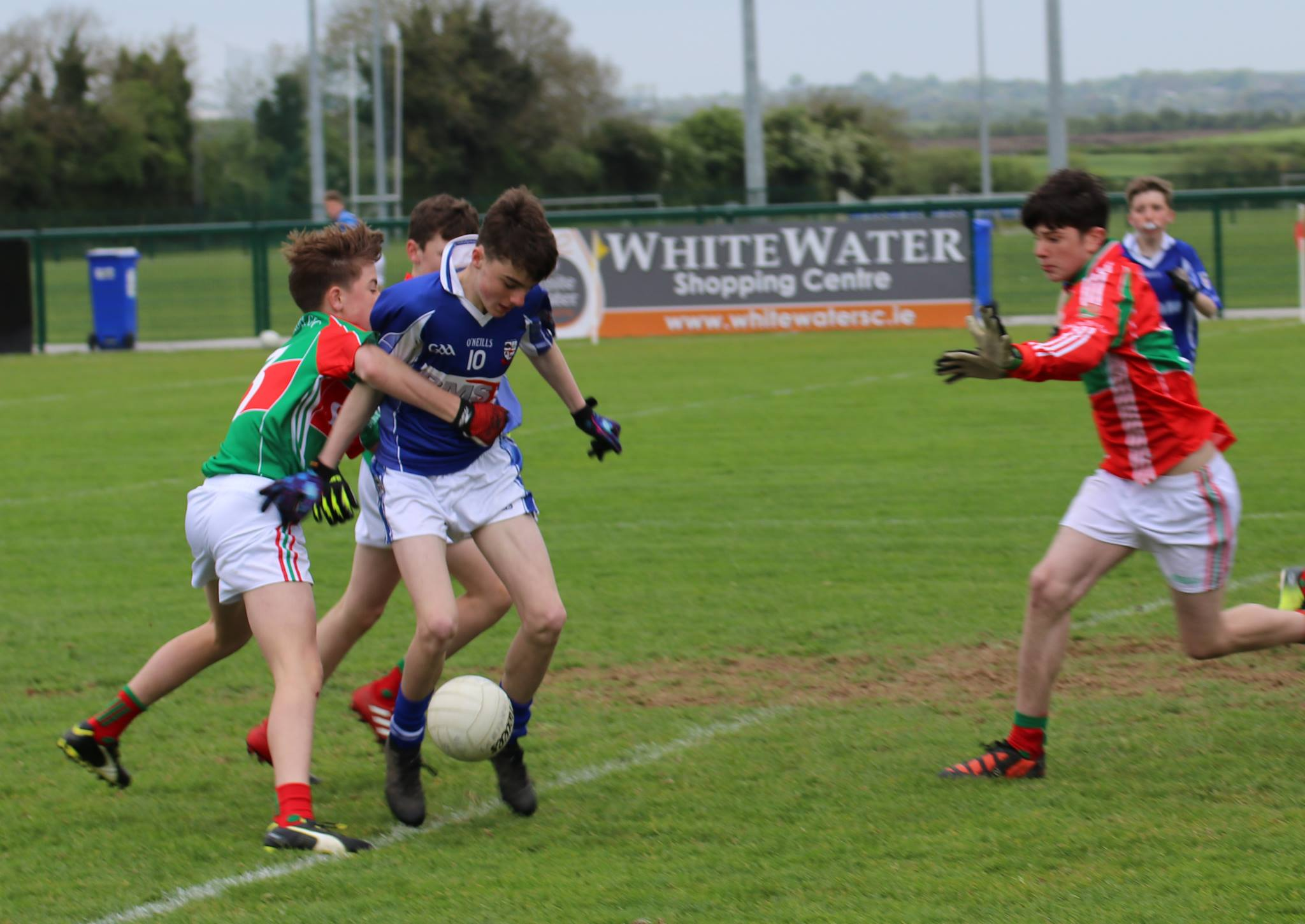 Suncroft v Celbridge Feile A Shield 21