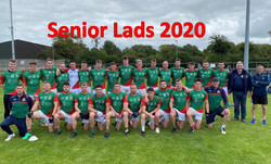 Senior Lads
