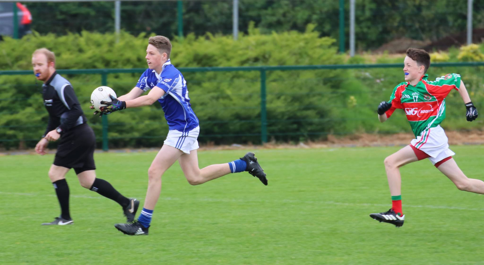 Suncroft v Celbridge Feile A Shield 2