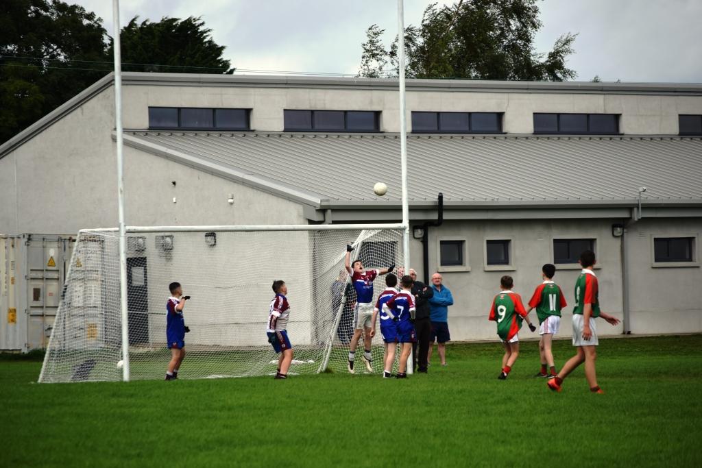 U13's v Newtown Gales
