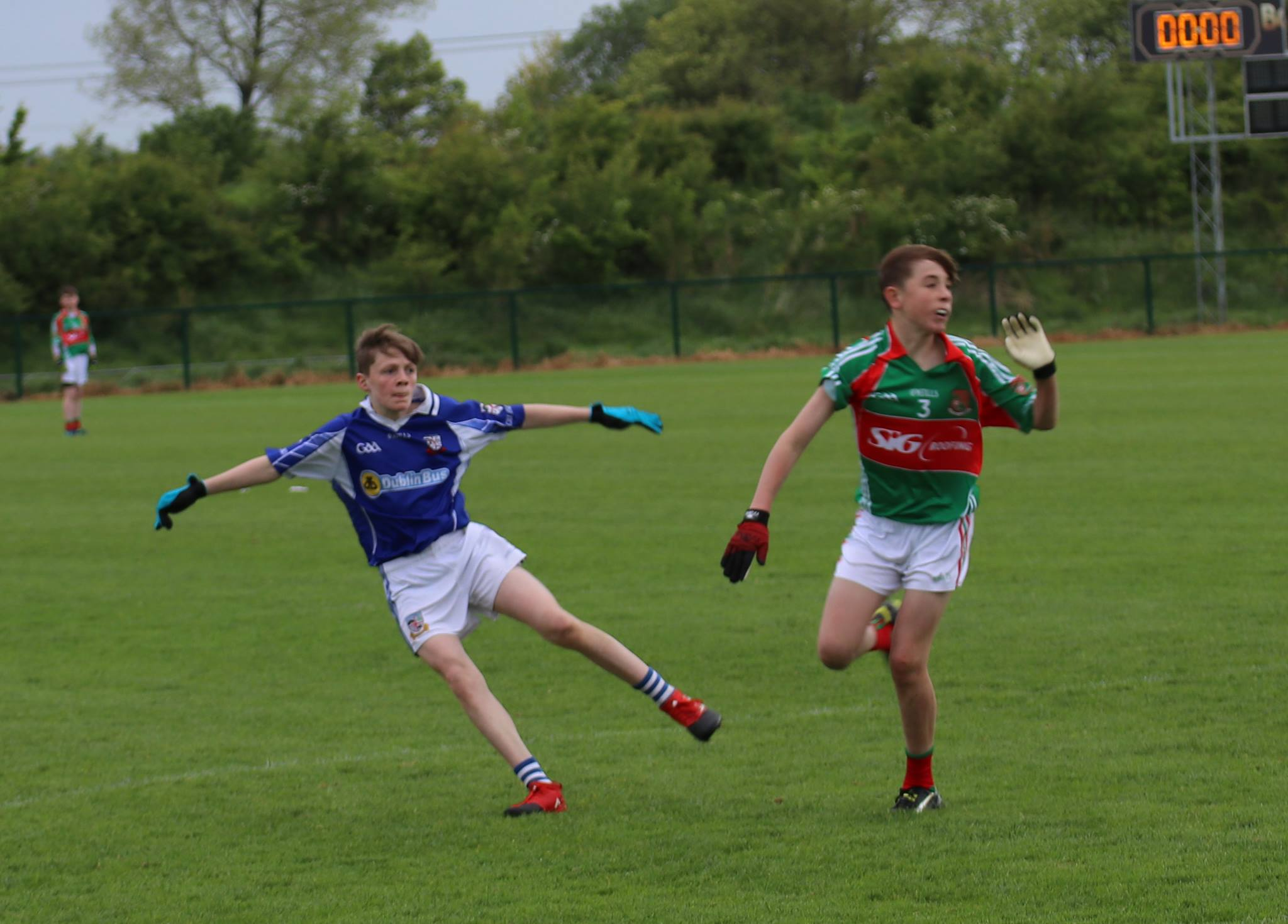 Suncroft v Celbridge Feile A Shield 18