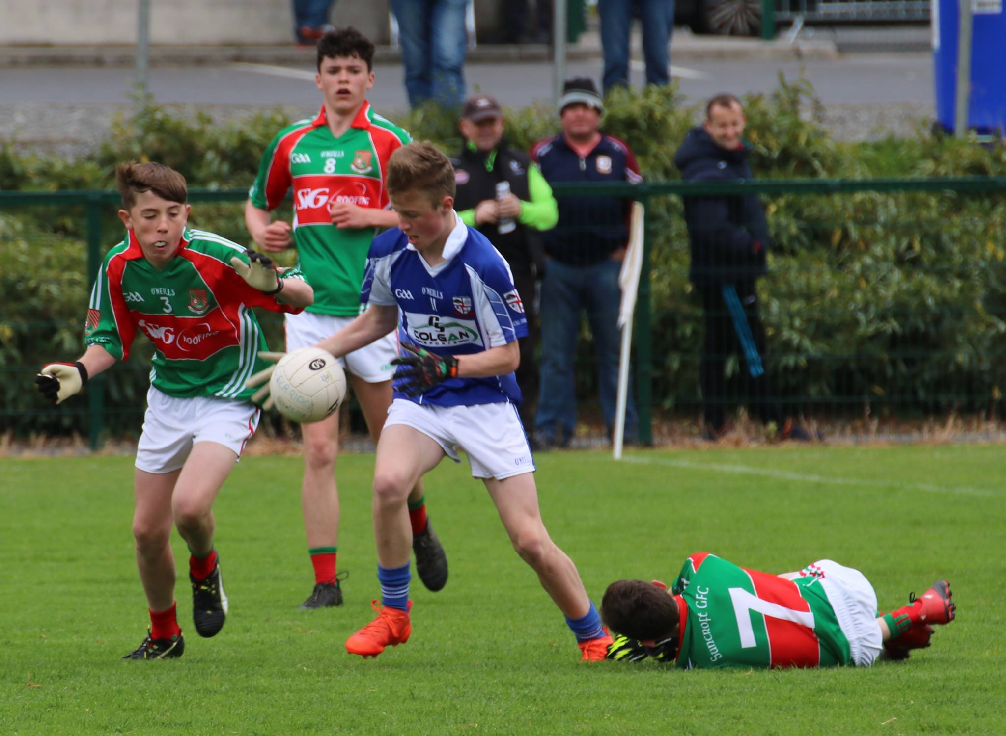 Suncroft v Celbridge Feile A Shield 27