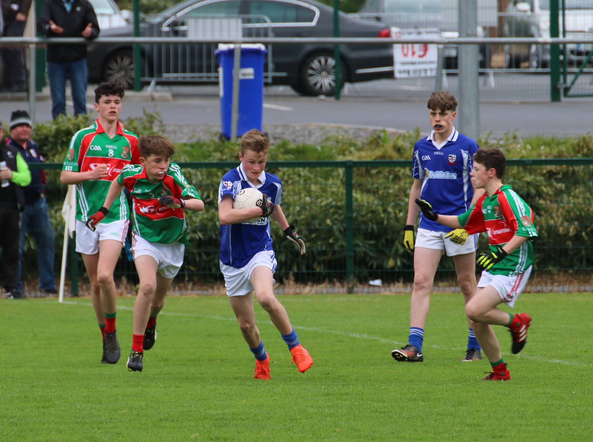Suncroft v Celbridge Feile A Shield 24