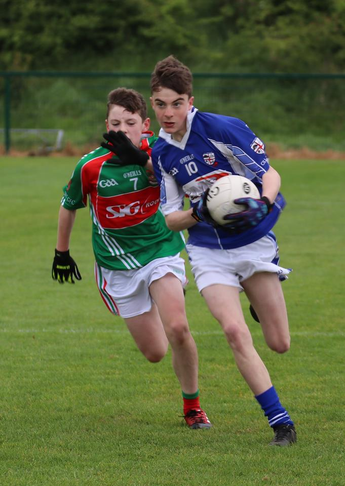 Suncroft v Celbridge Feile A Shield 1
