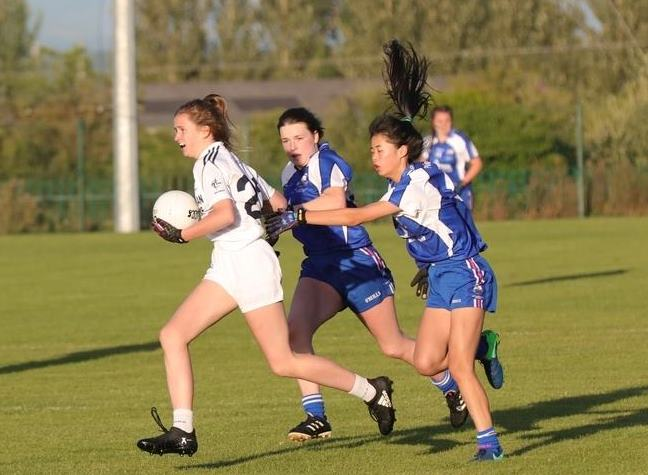 Aislinn Dooley U16 All Ireland Final