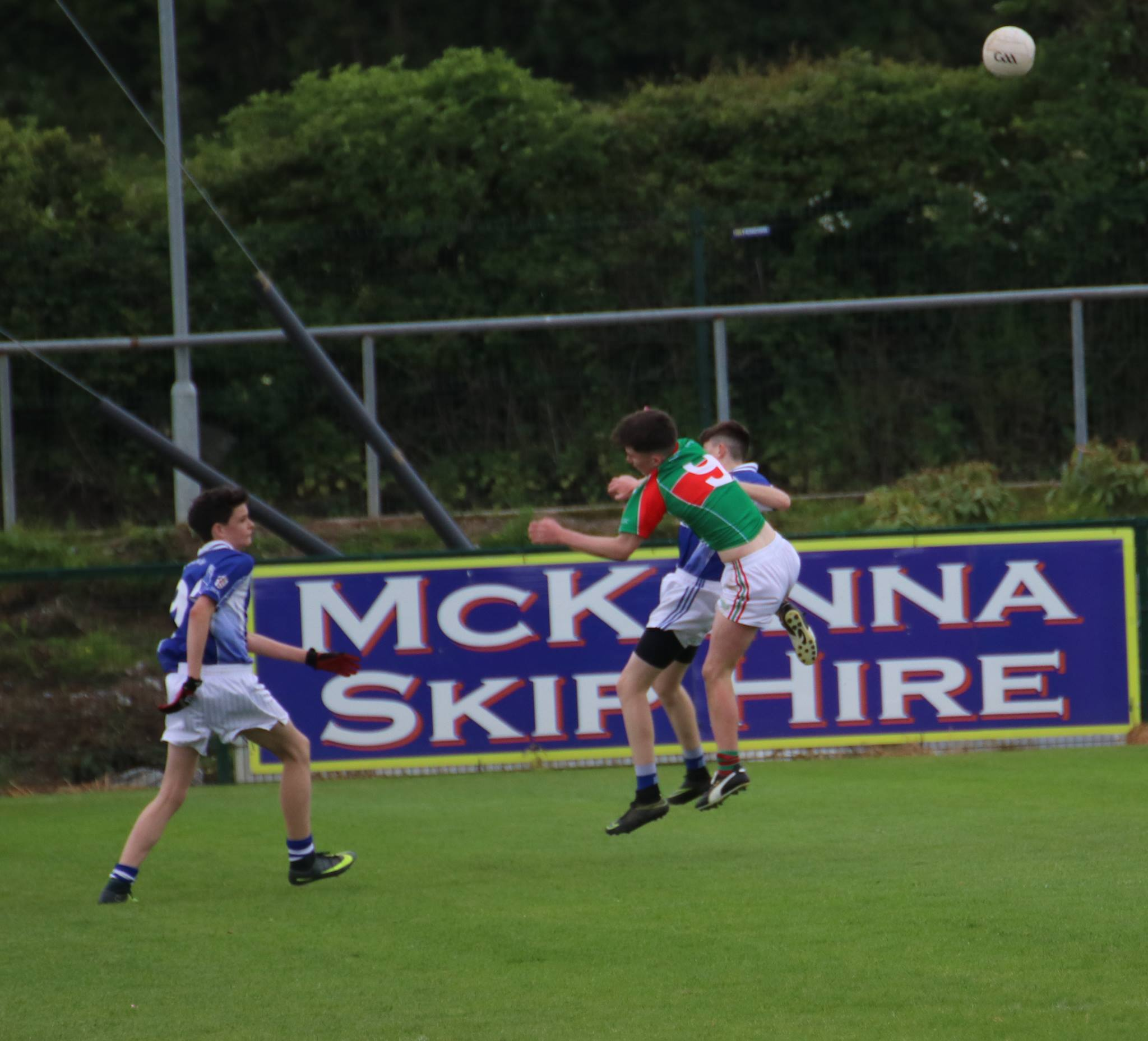 Suncroft v Celbridge Feile A Shield 14