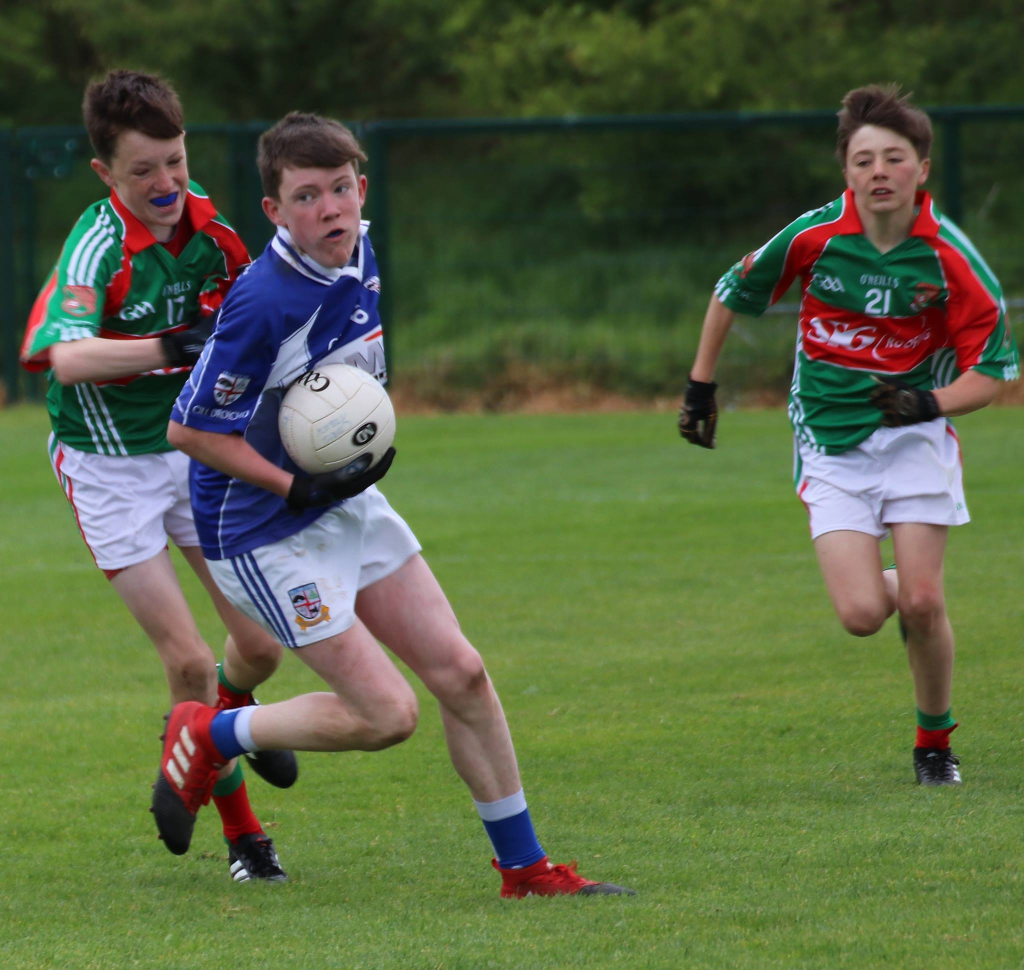 Suncroft v Celbridge Feile A Shield 10