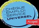 chèque empoi service universel