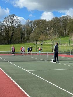 Junior Tennis Camps 3
