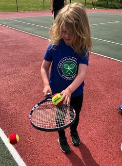 Zara Tennis2