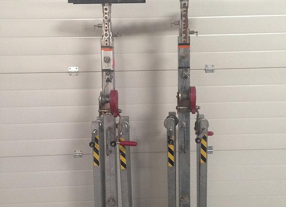 Set aus 2x VMB TE-064 Traversen Lift inkl. Traversen Adapter