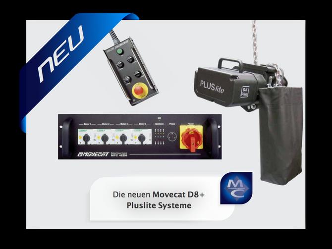 Die neuen Movecat PLUSlite Systeme