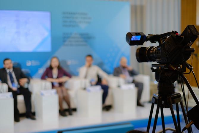 Virtuelle Veranstaltungen als Alternative zu Business Events, Tagungen, Versammlungen und Veranstalt
