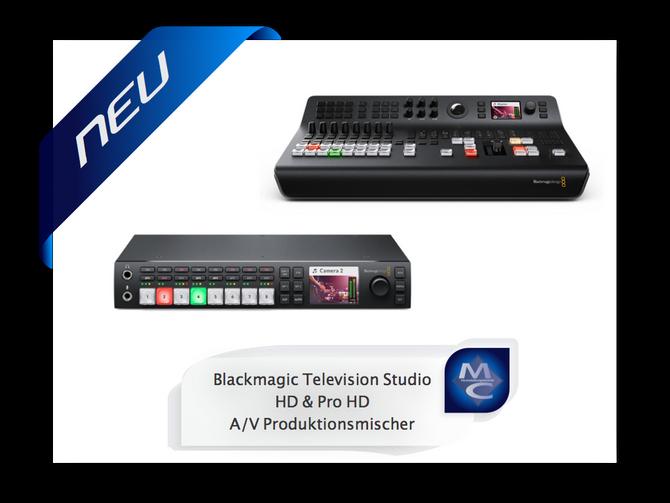 Blackmagic Design ATEM Television Studio Produktionsmischer