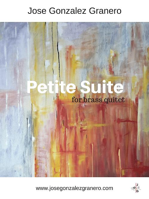 Petite Suite for brass quintet