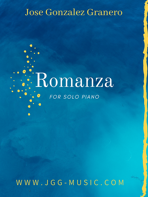 ROMANZA (for solo piano)