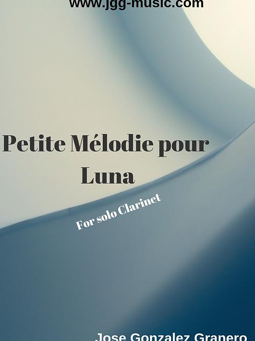 Petite Melodie pour Luna