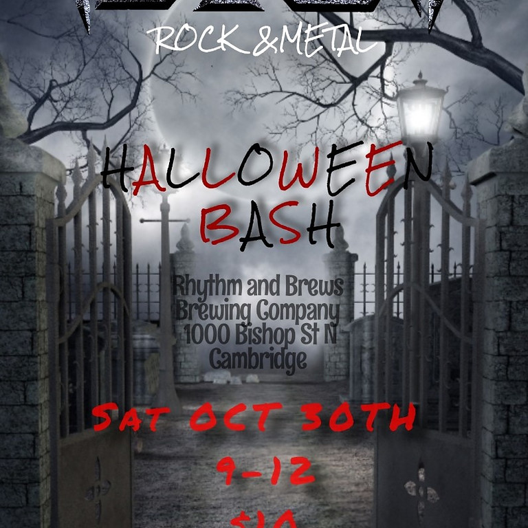 Halloween Party with TORRENT