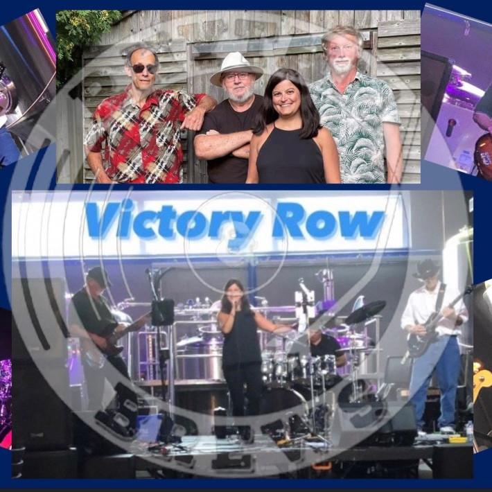 VICTORY ROW matinee show