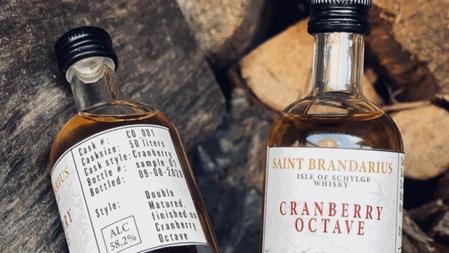 Coming soon: ST. BRANDARIUS CRANBERRY OCTAVE CASK