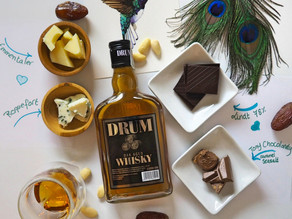 Drum Whisky: Cheese vs Chocolate - the battle