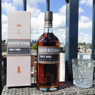 Auchentoshan 3 Wood Single Malt Scotch Whisky