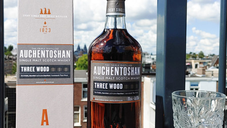 Auchentoshan 3 Wood Single Malt Scotch Whisky