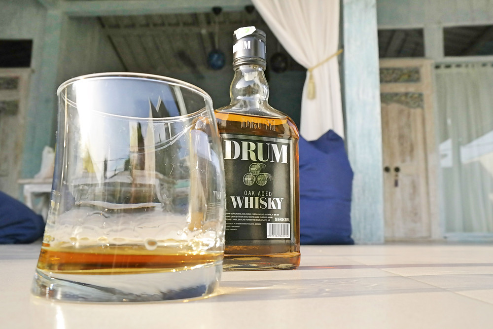 Drum Indonesian Whisky