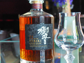Hibiki 21 years old, a rare find these days