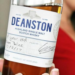 Dreaming of Deanston Single Malts