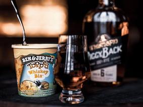 Ben & Jerry's Topped Whiskey Biz