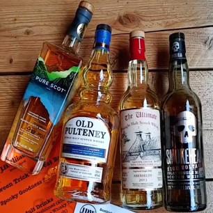 Scottish Roadtrip with J.D. William's Whisky Bar