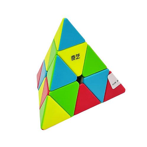 CUBO RUBIK PIRAMIDE QIYI ORIGINAL 3X3X3 PYRAMINX QIMING.